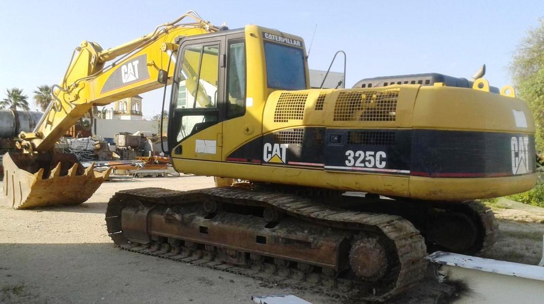 Excavadora Cadenas Caterpillar 325 CL